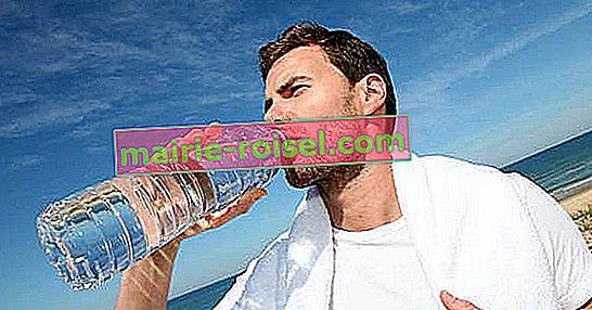Water in de juiste hoeveelheid: leer hoe u uw hydratatie correct kunt berekenen